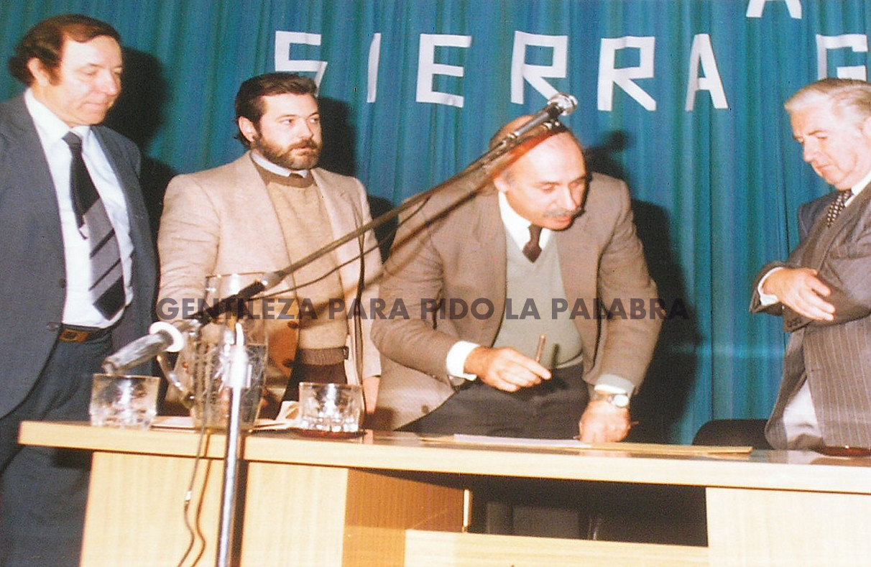 Dr. Alvarez Guerrero en Sierra Grande