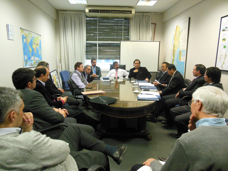 Nueva reunión en Minería de Nación con MCC-Minera Sierra Grande